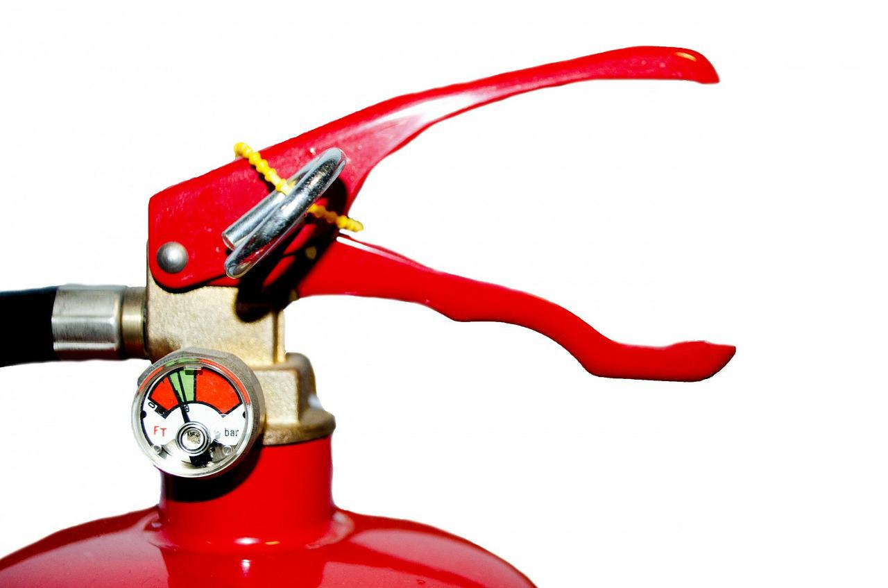 KelHay Fire Extinguisher